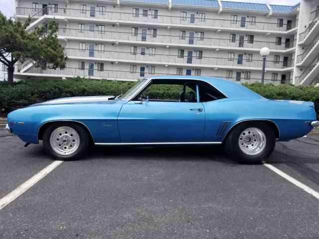 1969 Chevrolet Camaro | 975252
