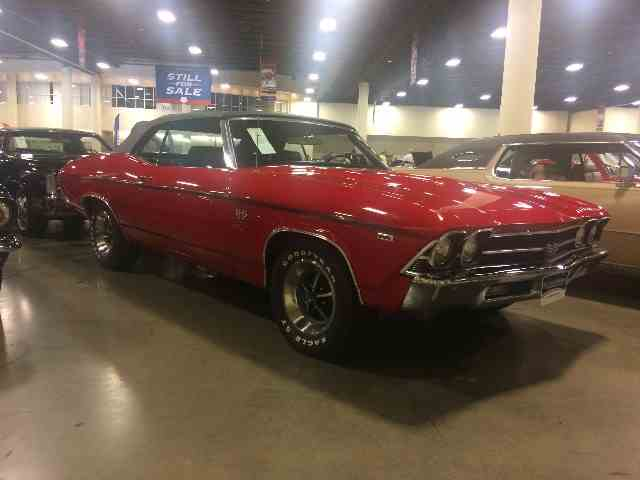 1969 Chevrolet Chevelle | 975253