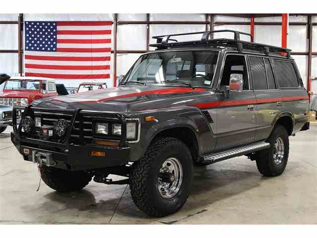 1989 Toyota Land Cruiser FJ-62 | 975255