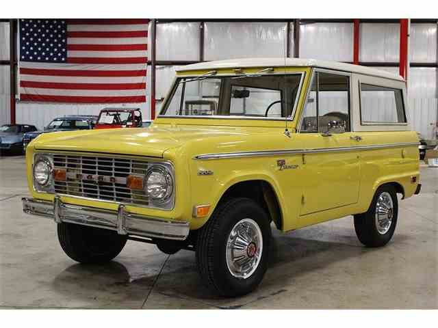 1969 Ford Bronco | 975256