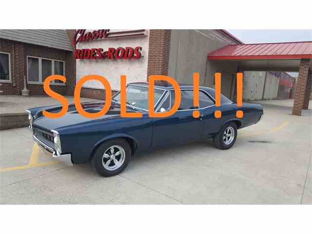 1967 PONTIAC LEMANS SOLD | 975258