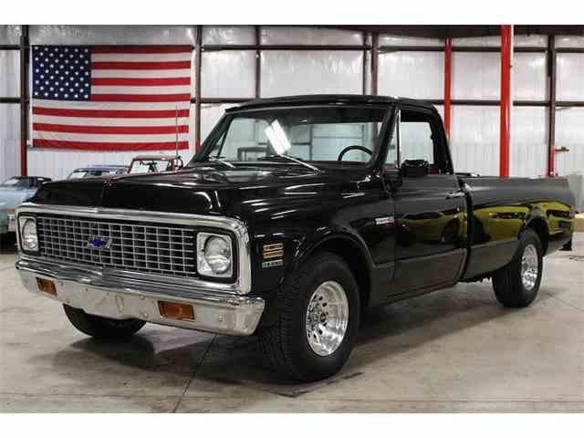 1971 Chevrolet C/K 10 | 975259
