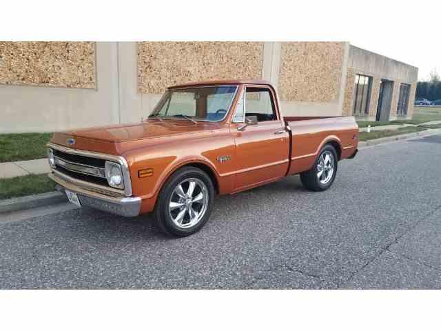 1969 Chevrolet CST 10   970526