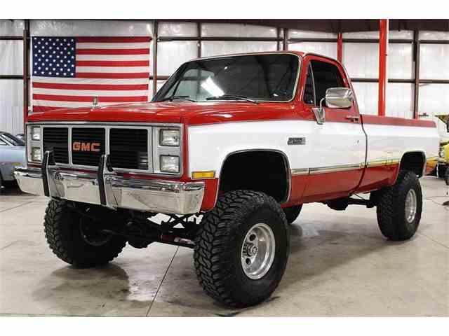 1986 GMC Sierra | 975261