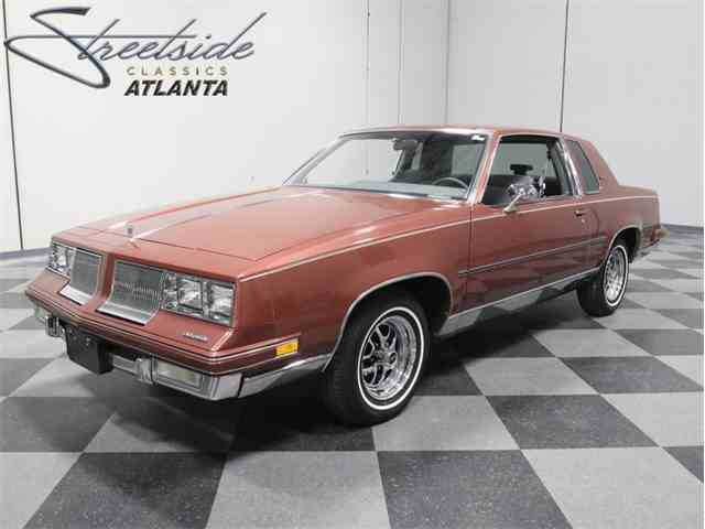 1985 to 1987 oldsmobile cutlass for sale on classiccars for 77 cutlass salon for sale