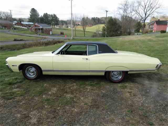 1968 Chevrolet Caprice | 970527