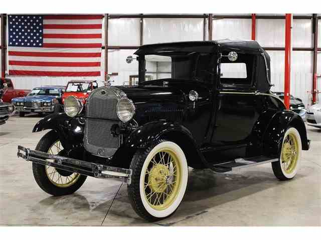 1929 Ford Model A | 975270