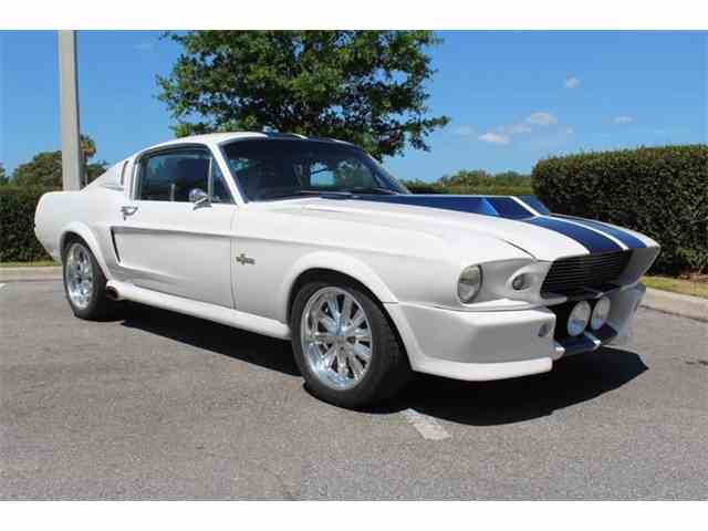 1968 Shelby GT500   975273