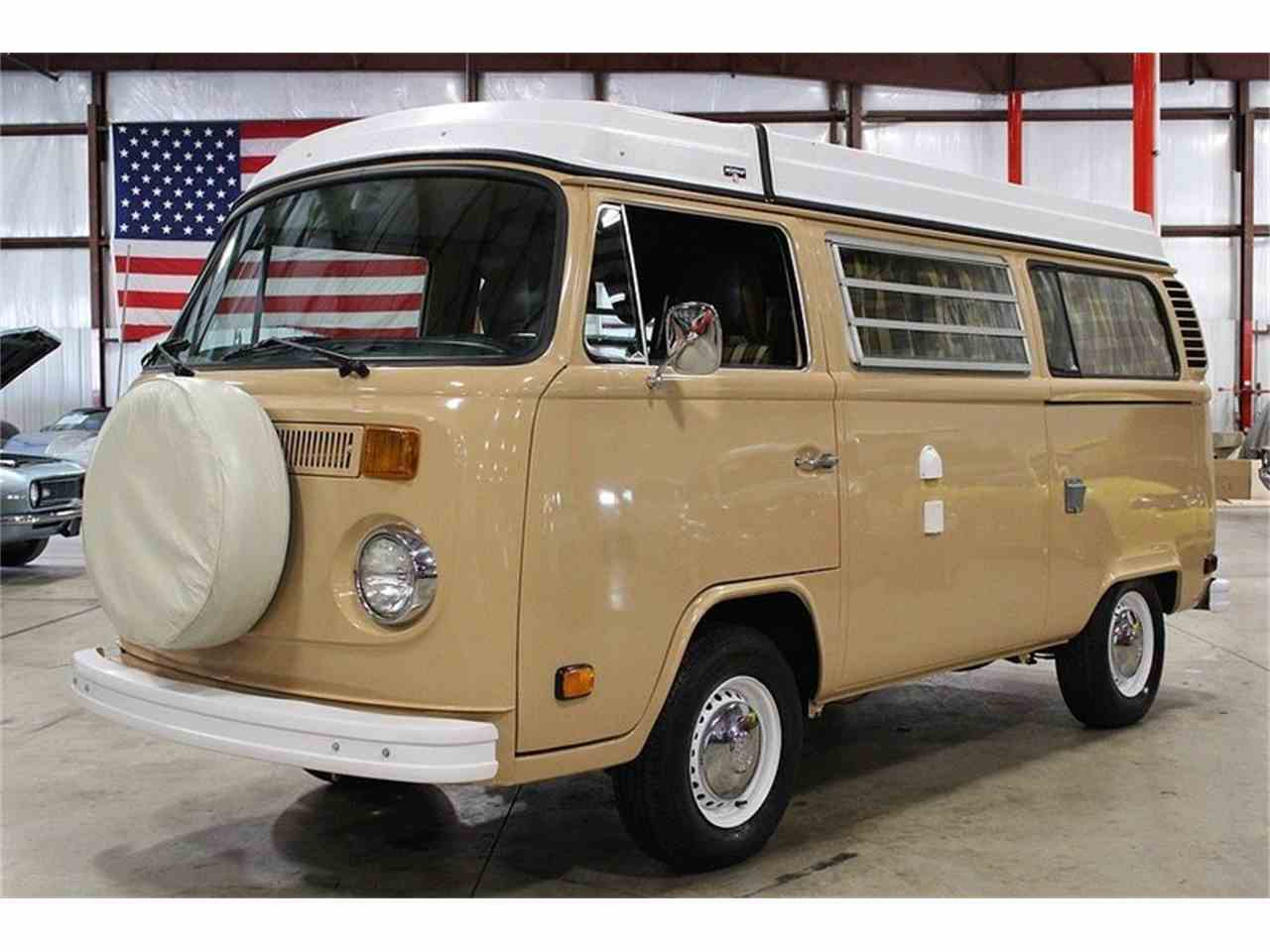 1979 Volkswagen Westfalia Camper For Sale Classiccars