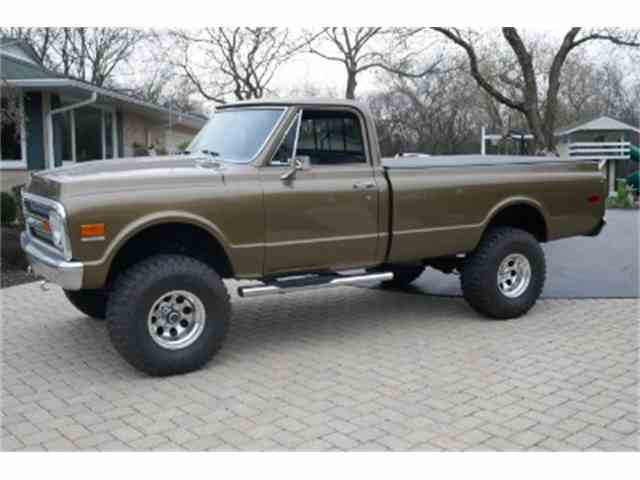 1970 Chevrolet C/K 10 | 975279