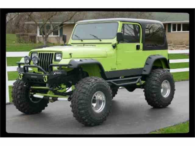 1993 Jeep Wrangler | 975281