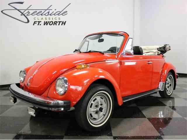 1979 Volkswagen Beetle Karman Convertible | 975287