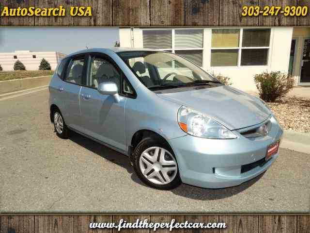 2007 Honda Fit | 975291