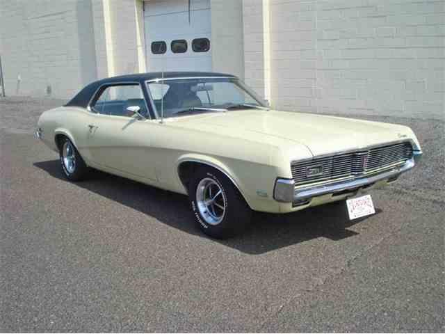 1969 Mercury Cougar | 975292
