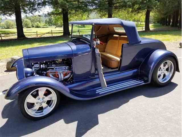 1930 Ford Model A   975298