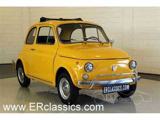 1971 Fiat 500L | 975301