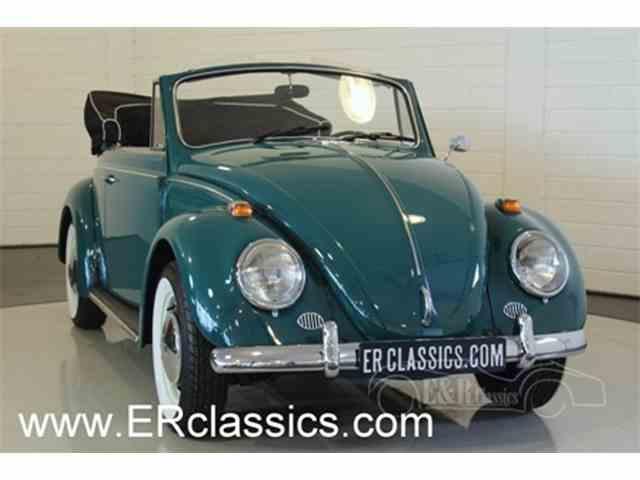 1966 Volkswagen Beetle | 975303