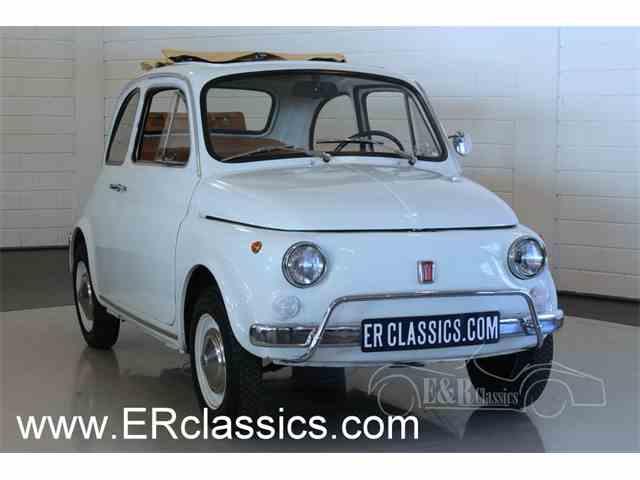1972 Fiat 500L | 975304