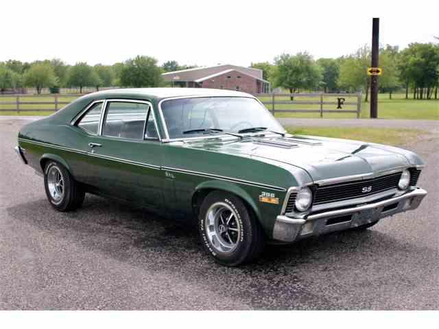 1970 Chevrolet Nova SS | 975310