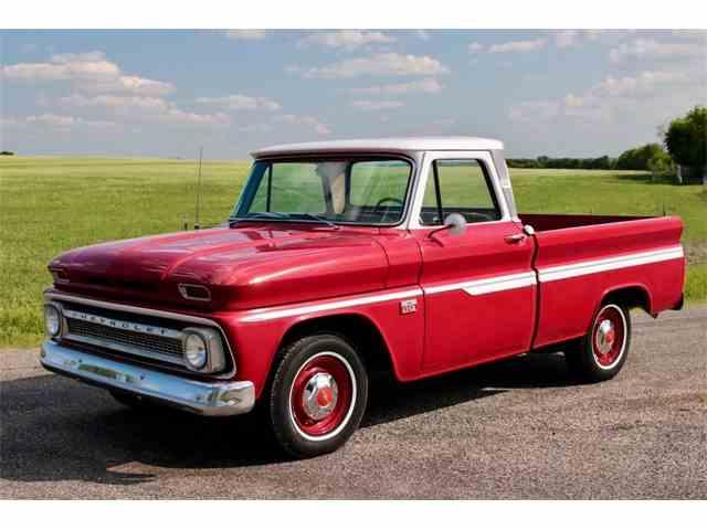 1966 Chevrolet C/K 10 | 975312