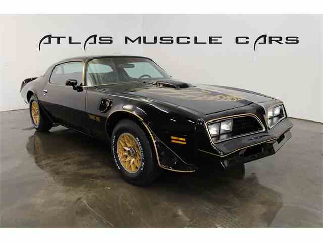 1978 Pontiac Firebird Trans Am | 975317