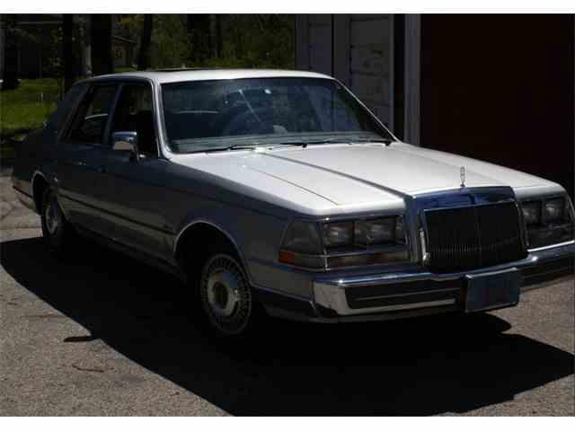 1986 Lincoln Continental | 975319