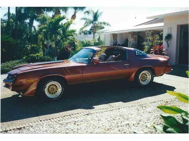 1980 Chevrolet Camaro Z28 | 975321