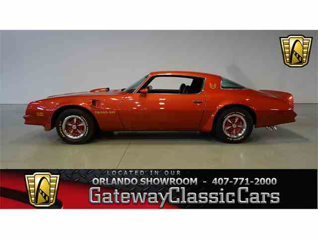 1976 Pontiac Firebird Trans Am | 975329