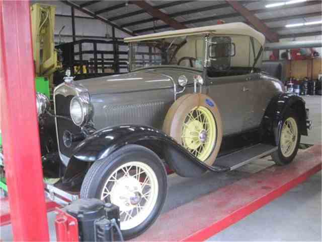 1931 Ford Model A | 970533