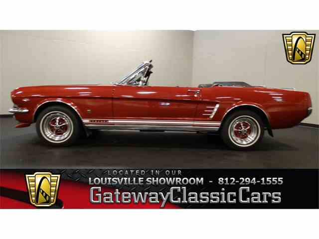 1966 Ford Mustang | 975334
