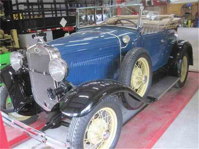 1931 Ford Model A | 970534