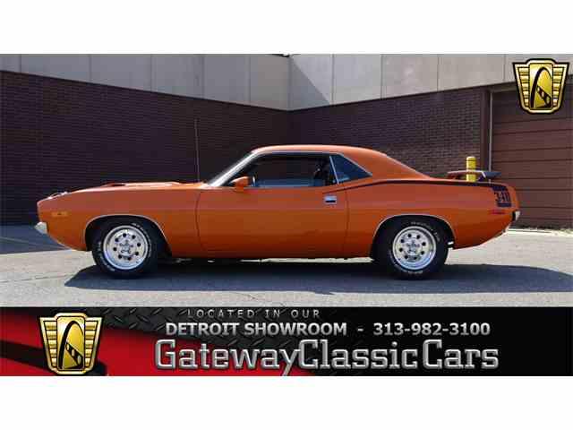 1972 Plymouth Cuda | 975340