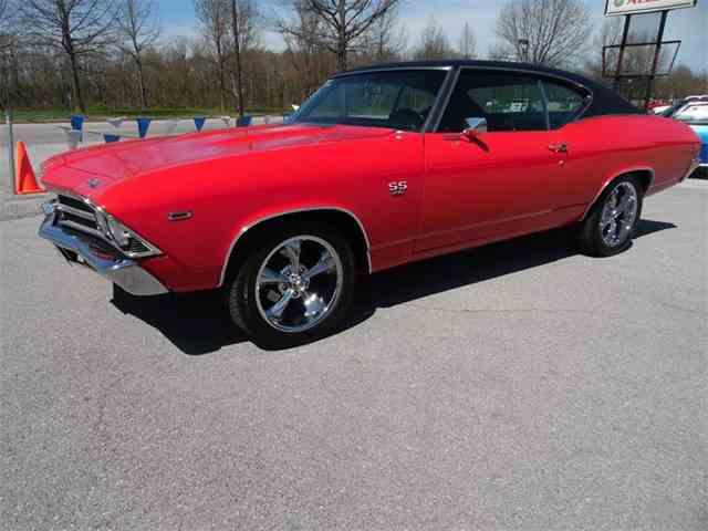 1969 Chevrolet Chevelle | 975342