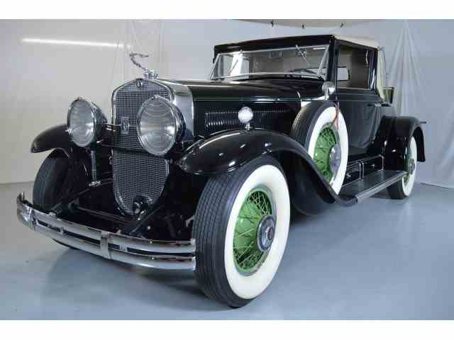 1930 Cadillac 353 Convertible Coupe | 975344