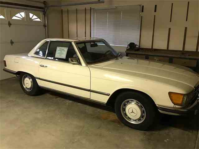 1972 Mercedes-Benz 350SL | 970535