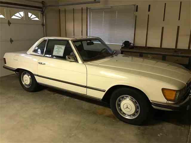 1972 Mercedes-Benz 350SL | 970535