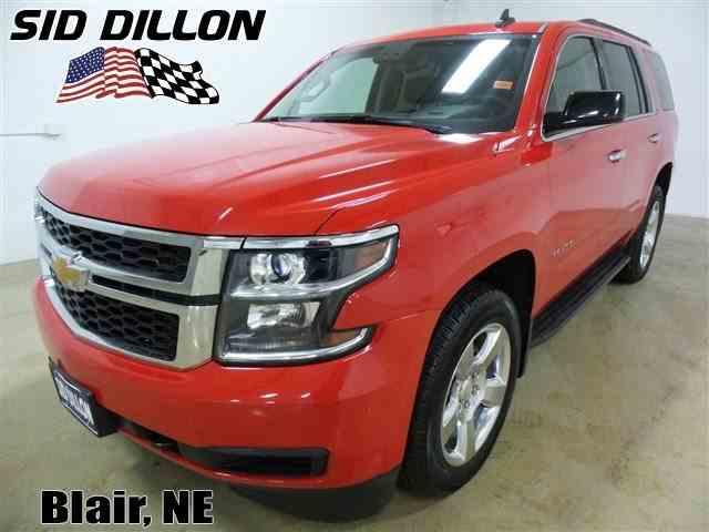 2016 Chevrolet Tahoe | 975350