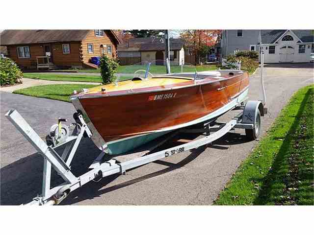 1958 Century  Resorter Boat | 970536