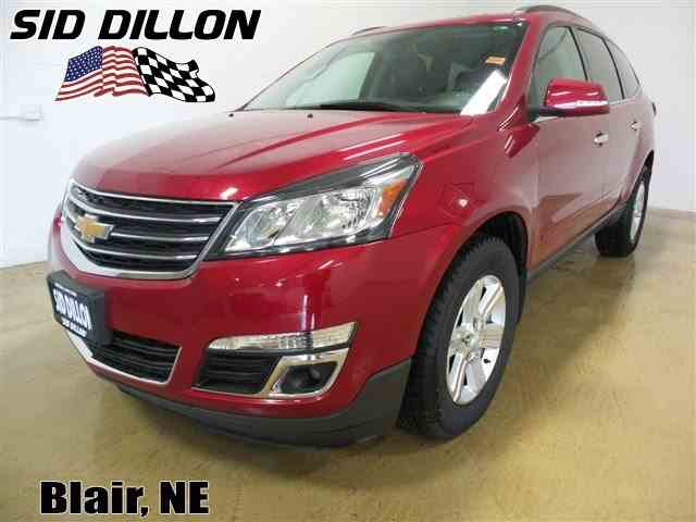 2014 Chevrolet Traverse   975365