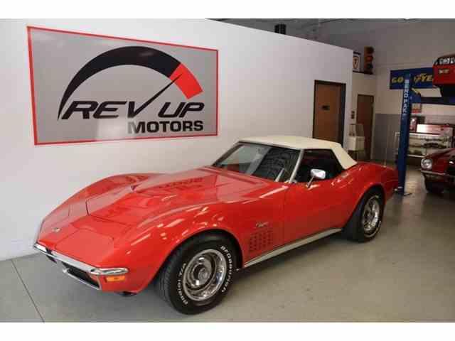 1972 Chevrolet Corvette | 975371