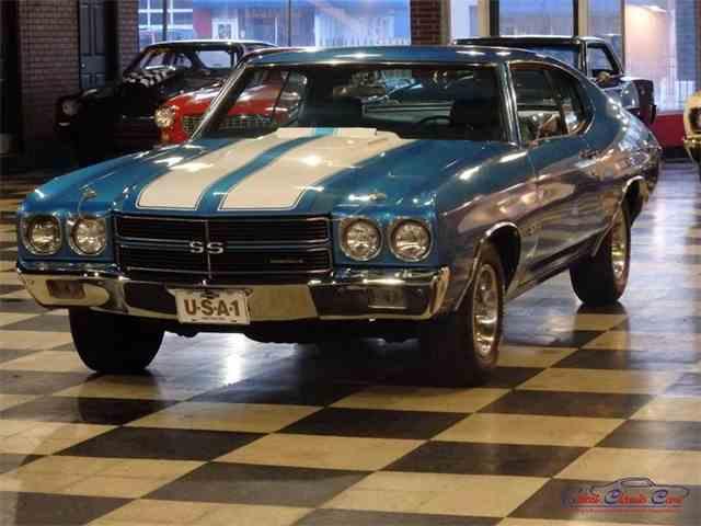 1970 Chevrolet Chevelle | 975376