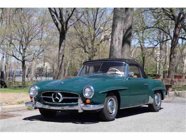 1962 Mercedes-Benz 190SL | 975385