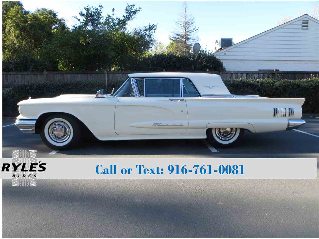 1960 ford thunderbird for sale cc 970539. Cars Review. Best American Auto & Cars Review