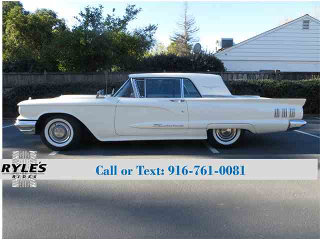 1960 Ford Thunderbird | 970539