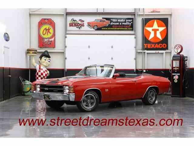 1971 Chevrolet Chevelle | 975407
