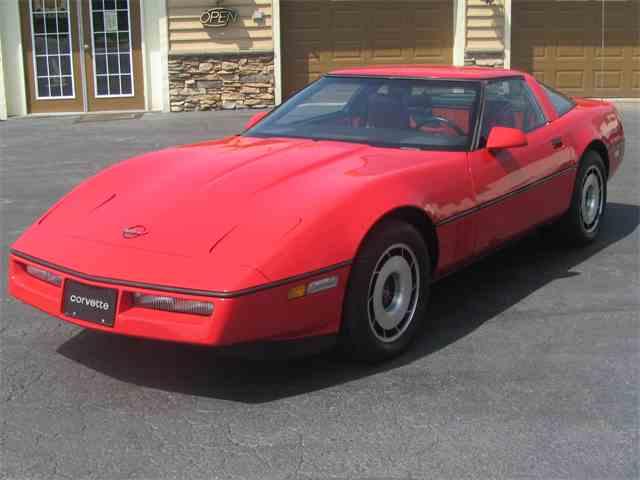 1984 Chevrolet Corvette   975409