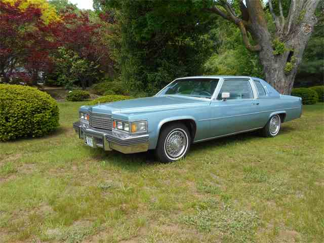 1979 Cadillac Coupe DeVille | 975410