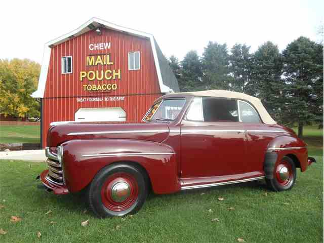 1946 Ford Super Deluxe | 975411