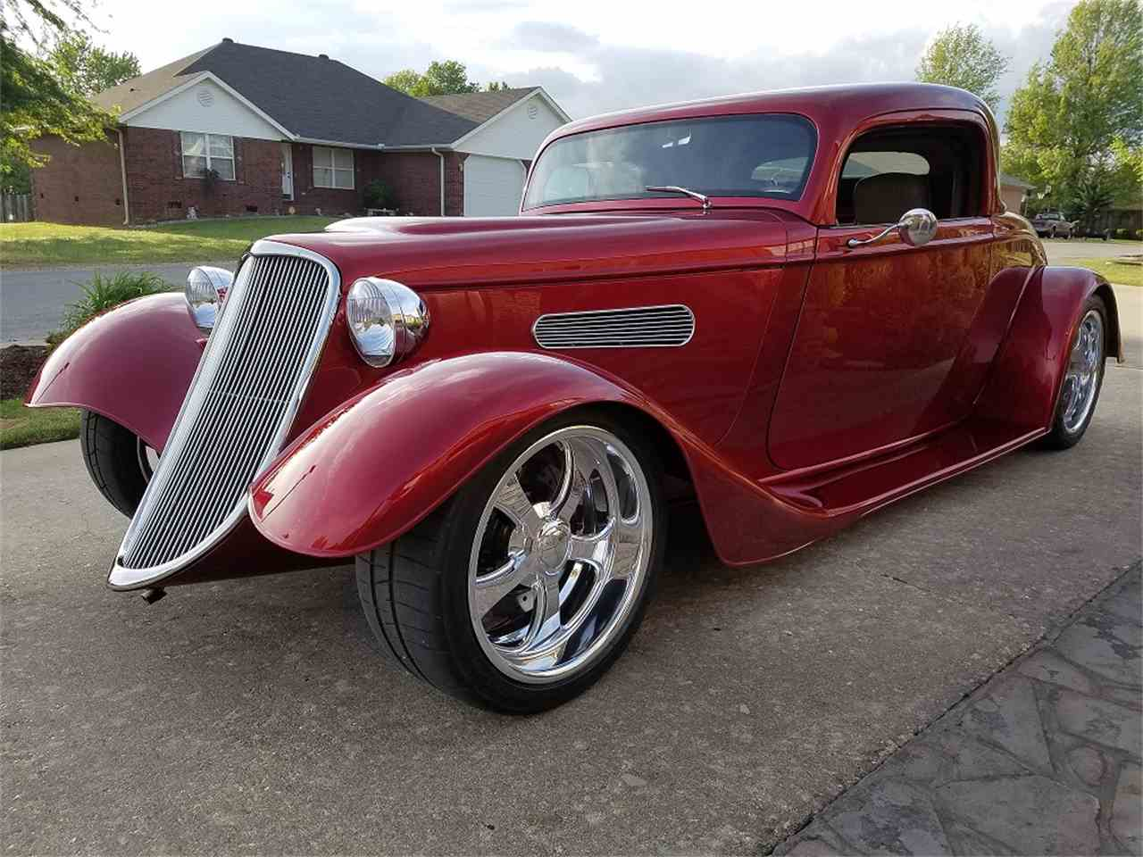 Large Picture of '33 Hot Rod - KWNG
