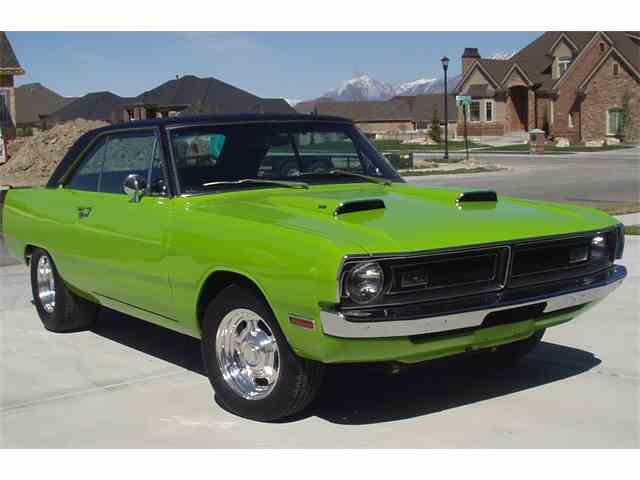 1970 Dodge Dart Swinger | 975443